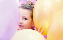 les ballons Balloonia 100% biodégradables