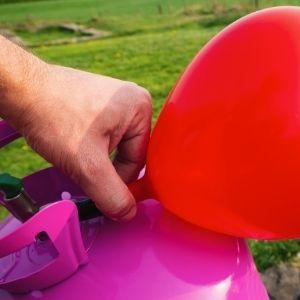 bouteille de gaz ballon pour gonfler les ballons
